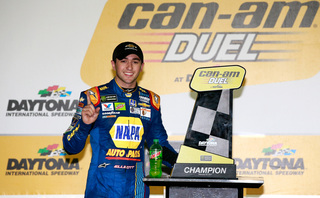 Elliott, Hamlin win at Can-Am Duel at Daytona