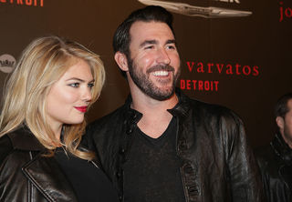 Kate Upton: Verlander won't have sex before game
