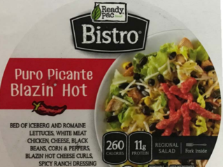Recall issued on chicken salad products