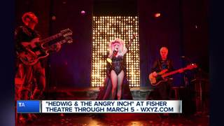 """Hedwig"" at Fisher Theatre"