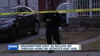 74-year-old grandmother shot in own home