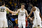 Wagner leads Michigan over No. 14 Purdue