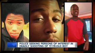 Man, woman sought in murder of Detroit teen