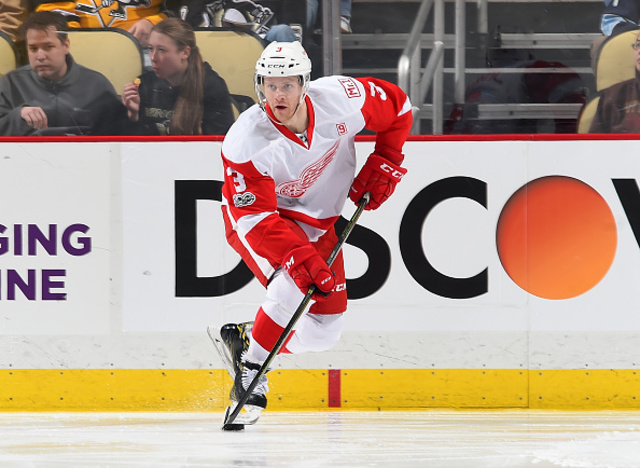 Red Wings deal Smith to NY Rangers for 2nd, 3rd-round picks