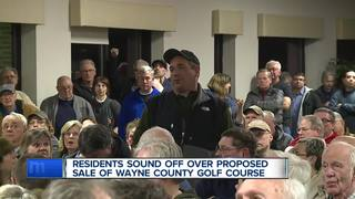 Is golf dead? Residents and county differ