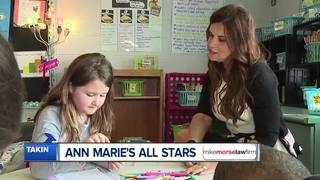 Ann Marie's All Star: Ms. Kristin Plautz