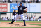 Tigers release Pelfrey with $8M left on deal