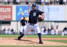 Detroit Tigers release pitcher Mike Pelfrey