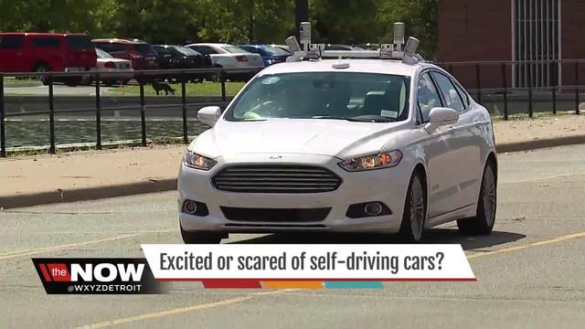 AAA: Americans fear self-driving cars