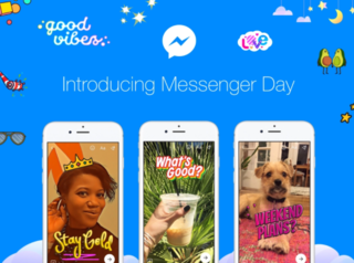 Facebook rolling out clone of Snapchat Stories