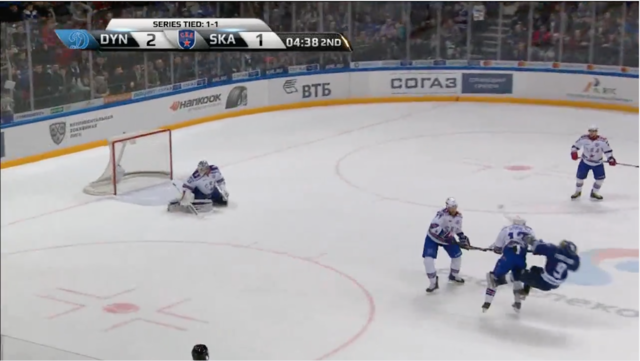 KHL: Pavel Datsyuk Racks Up 25 Penalty Minutes After Late, Chippy Hit In Russian League