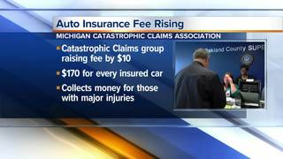 Catastrophically injured auto fee to raise $10
