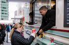 Food trucks return to Detroit's Campus Martius