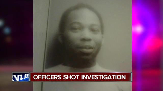 Man charged with shooting 2 Detroit officers