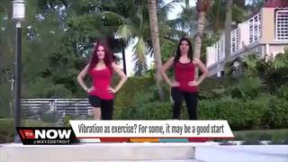 Health benefits of vibration exercise