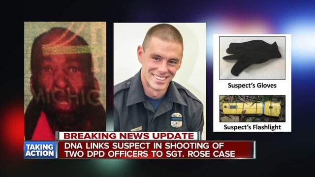 DNA Links Suspect In Shooting To WSU Officer Death
