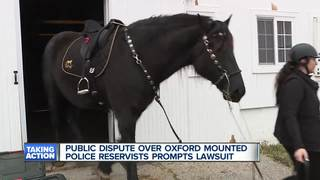 Village of Oxford and officials hit with lawsuit