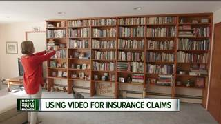 Using video for homeowners insurance