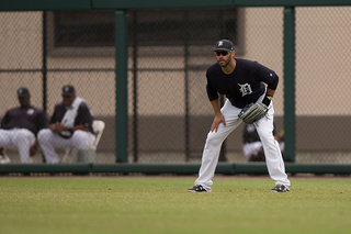 Tigers' Martinez out 3-4 weeks with foot injury