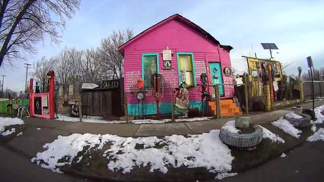 Why the Heidelberg Project is being forced to move from Midtown