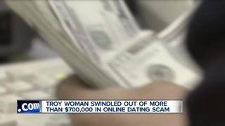 Metro Detroit woman scammed out of $703,000