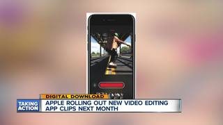 Apple aims to uncomplicate editing with new app
