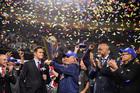 U.S. blanks Puerto Rico to win WBC
