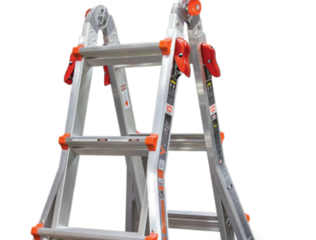 About 37K ladders recalled over fall hazard