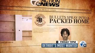 Friday at 11: Detroit's Most Wanted Criminal