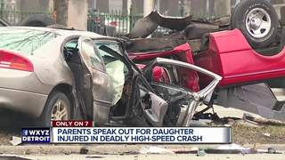 Family: Passenger in fatal crash is also victim