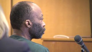 Man accused in cop shootings appears in court