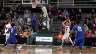 WATCH: Double-OT buzzer-beater at state semis