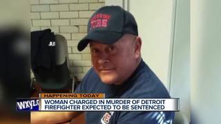 Sentencing expected in firefighter's murder