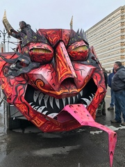 PHOTOS: 2017 Marche du Nain Rouge in Detroit