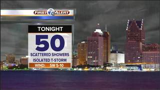 FORECAST: Tracking more rain tonight