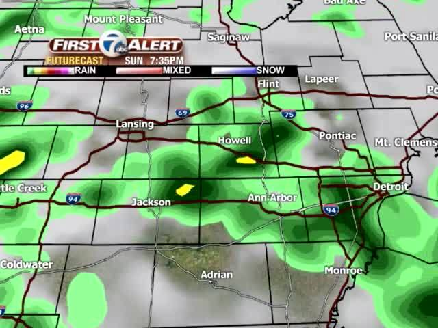 FORECAST: More rain on the way