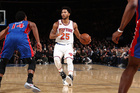 Knicks hand Pistons fourth straight loss