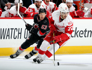 Report: Red Wings offered Athanasiou 2-year deal