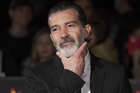 Banderas says he's recovered from a heart attack
