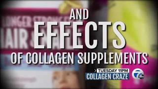 Tuesday at 11: The collagen craze