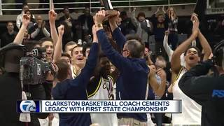 Clarkston's Fife savors first state championship