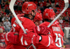 Stempniak, Hurricanes roll past Red Wings