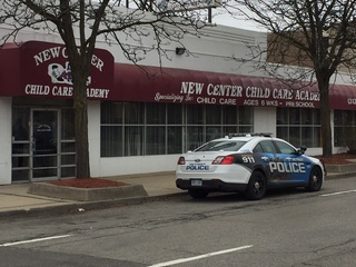 Child safe after leaving child care center