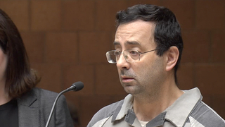 Trustee claims MSU couldn't have stopped Nassar