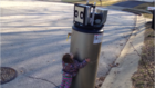 VIRAL VIDEO: Girl mistakes heater for robot