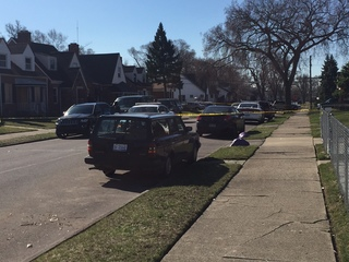 Niece of Detroit Police officer shot