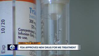 Drug for aggressive multiple sclerosis approved