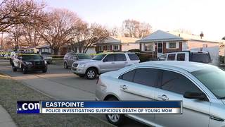 Mother of two found dead inside Eastpointe home