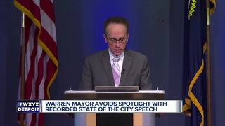 Fouts releases recorded State of the City speech