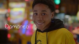 Grant Me Hope: Damareo likes basketball